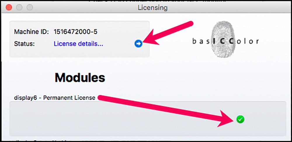 Figure A1-13. Verify Licensing Status