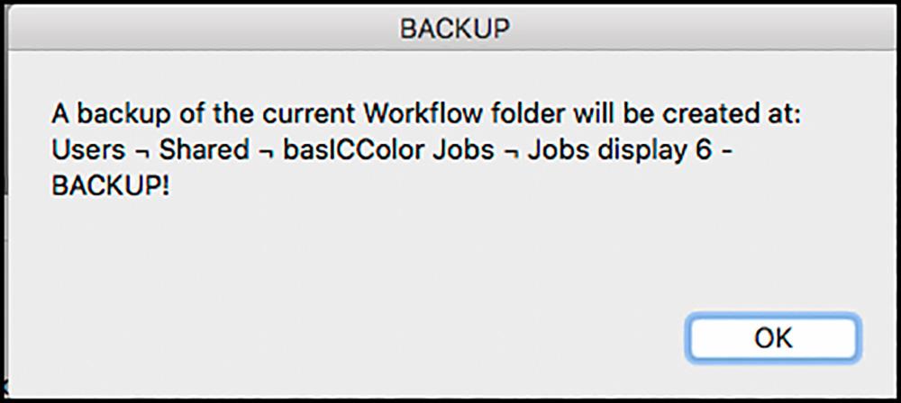 Figure A1-9. Workflow Folder Backup