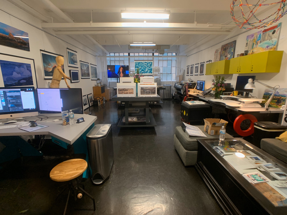 The Studio and Gallery at the Stutz