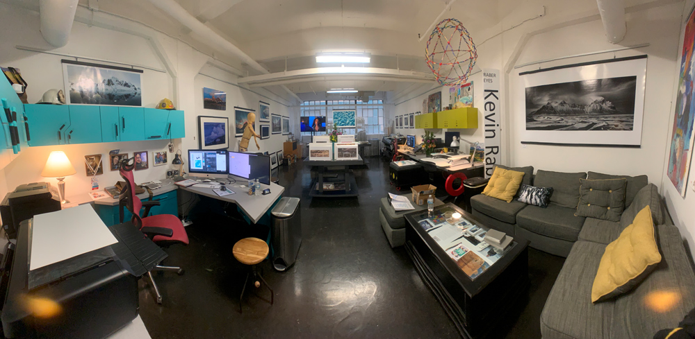 The Studio / Gallery at the Stutz