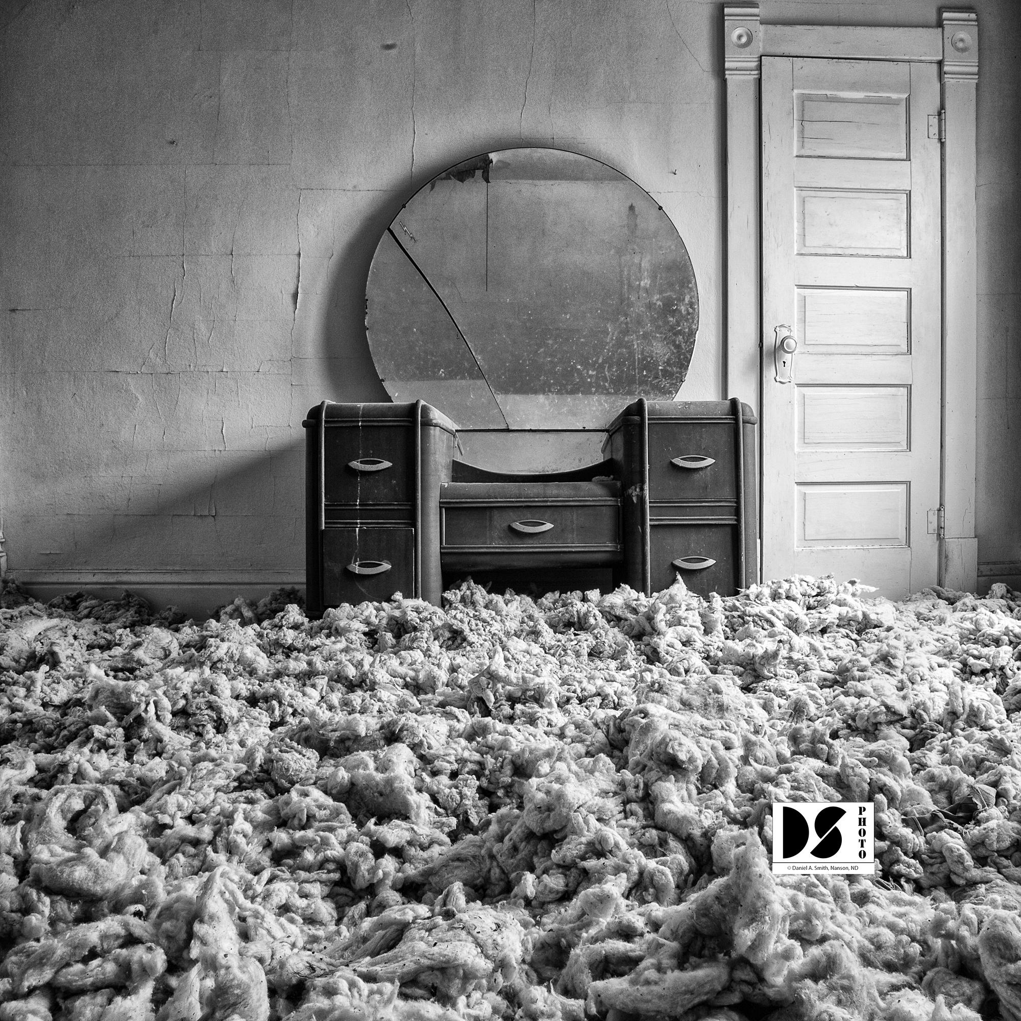 ©2020 Daniel A Smith, Vanity with Mirror
