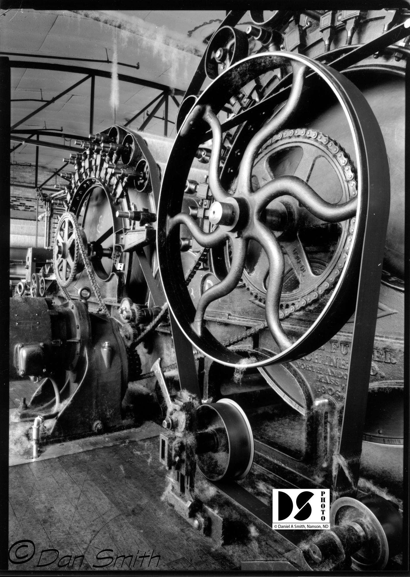 ©Daniel A Smith, Historic Baron Woolen Mills, UT