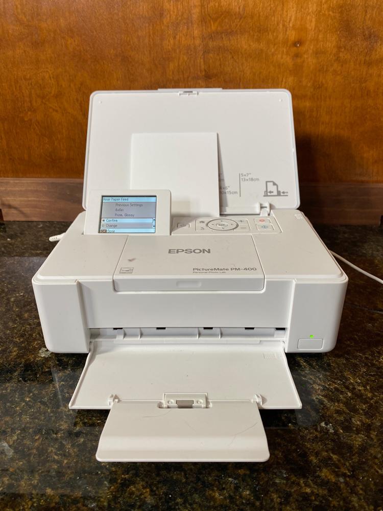 PictureMate PM400