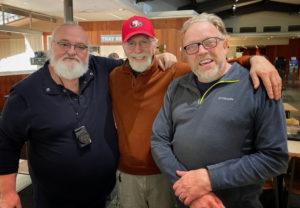 Jeff Schewe, William Neill and Kevin Raber