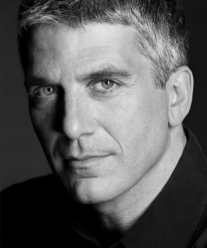 Stephen Wilkes, portrait by Greg Gorman