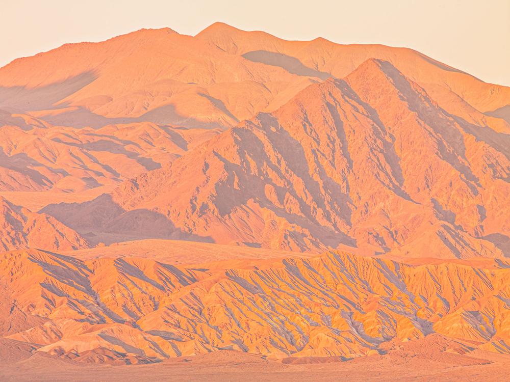 Death Valley, 2020Digital Facture photograph