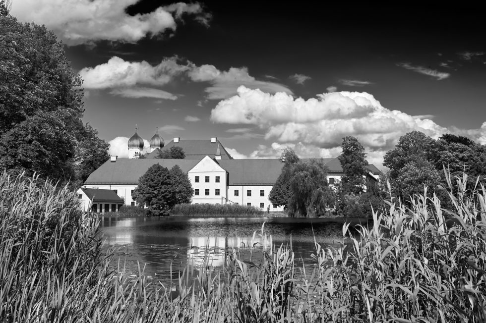 Seeon Monastery, Bavaria, Germany