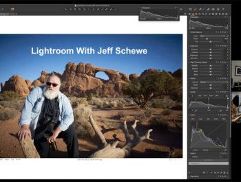 Lightroom Edits With Jeff Schewe – Part One