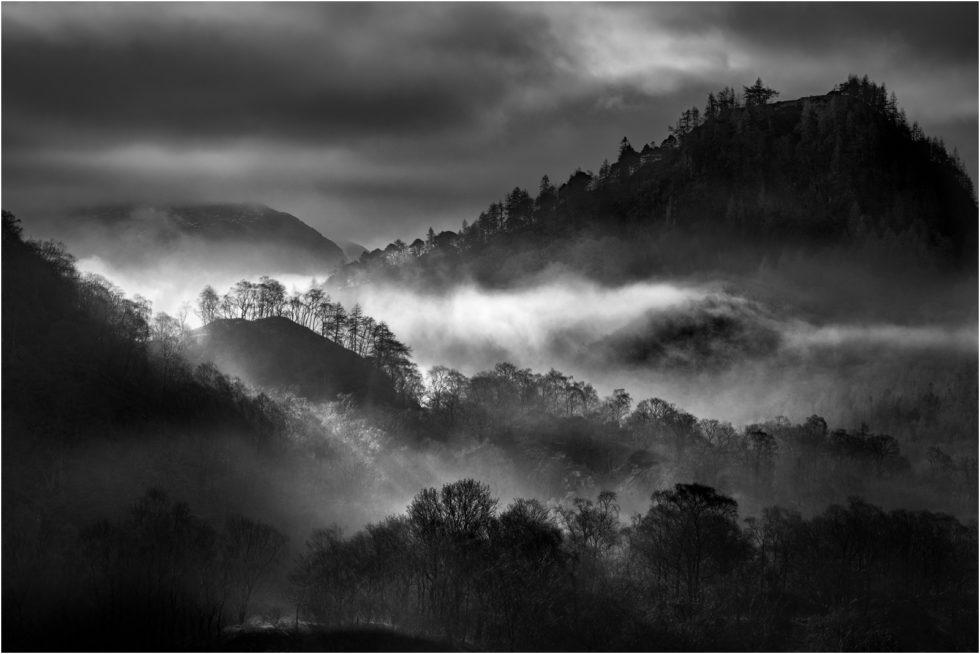 Mist in Borrowdale