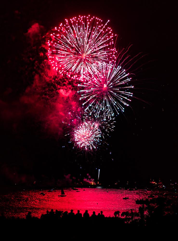 Fireworks Finale 1