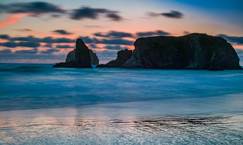 Day's End, Bandon Beach, OR