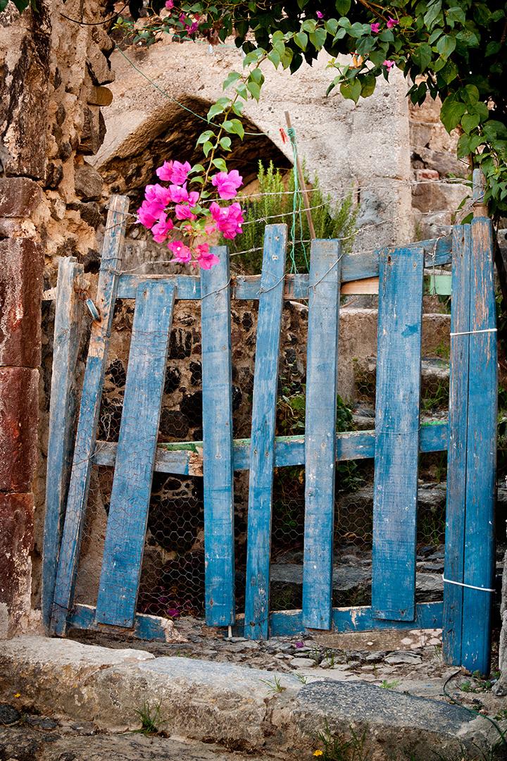 Vothonas, Santorini, Greece