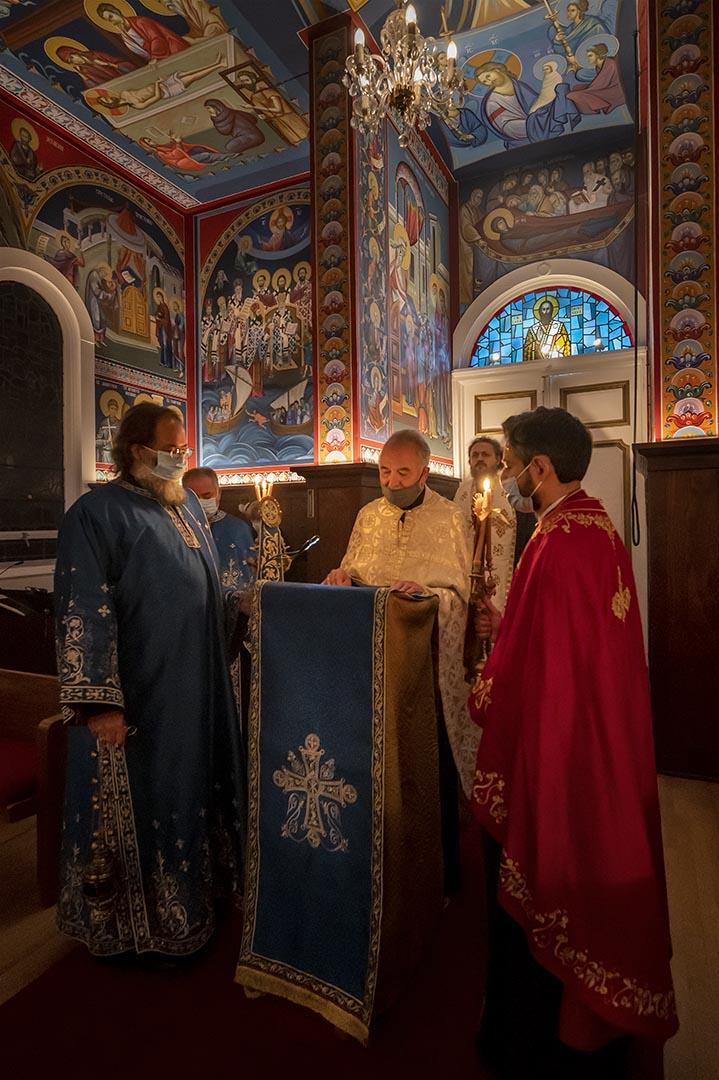 Slava of St. Sebastian of Jackson