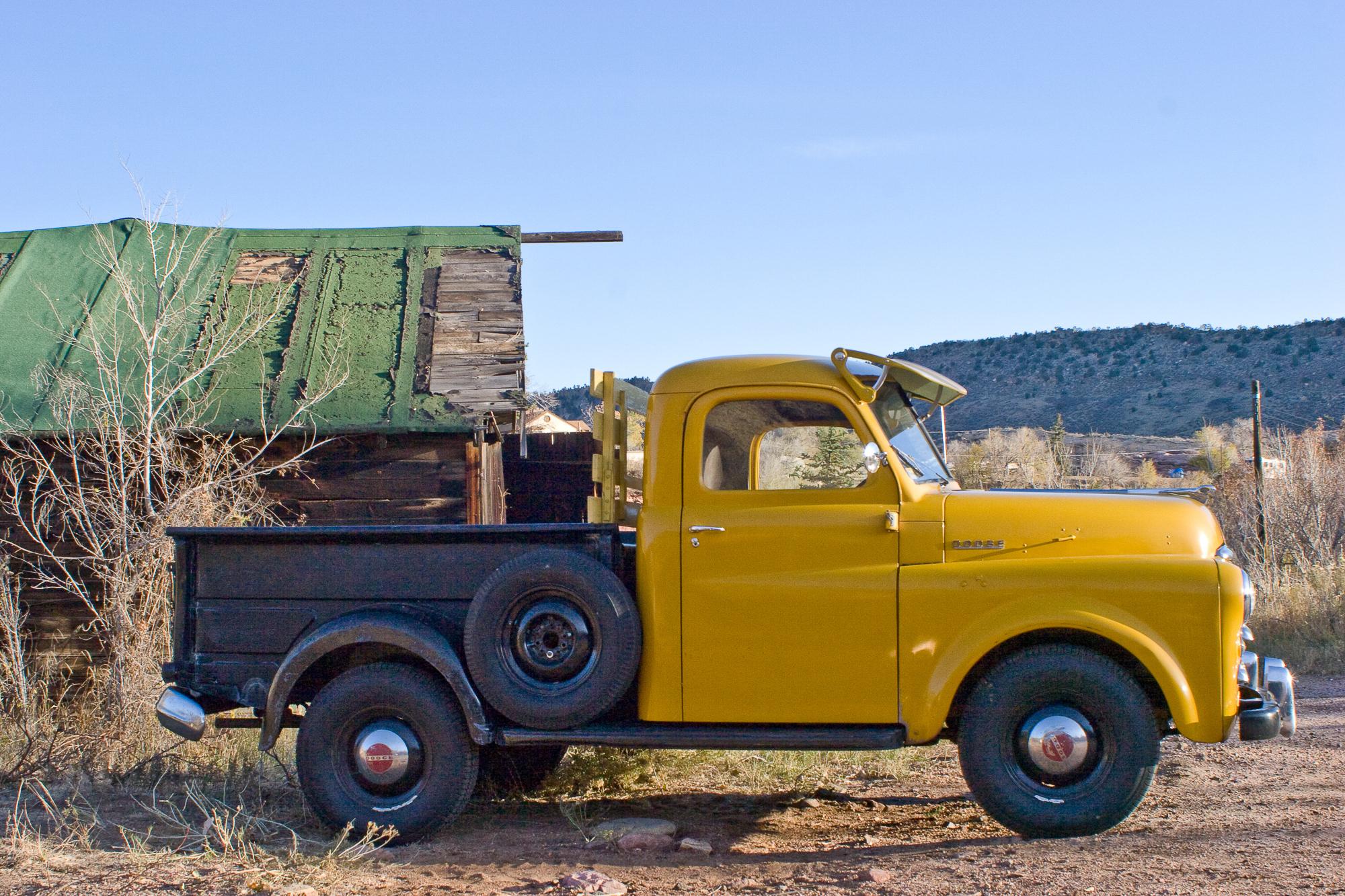 Dodge Truck original