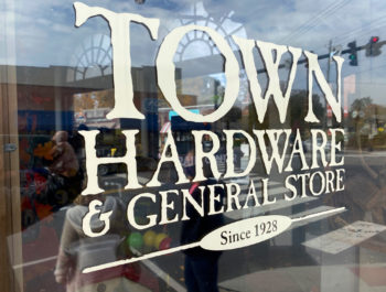 My Visit To Towne Hardware and General Store