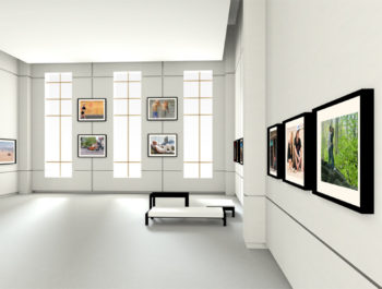 Projects and Presentation: Using a Virtual Gallery to Display Photographs