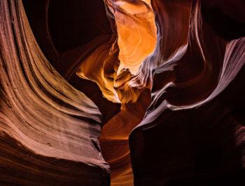Creating Artistic Landscape Photographs: Upper Antelope Canyon Inspirations – Part 2