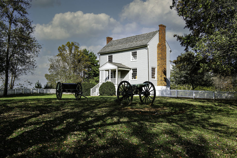 Peers House – Appomattox Court House National Historical Park