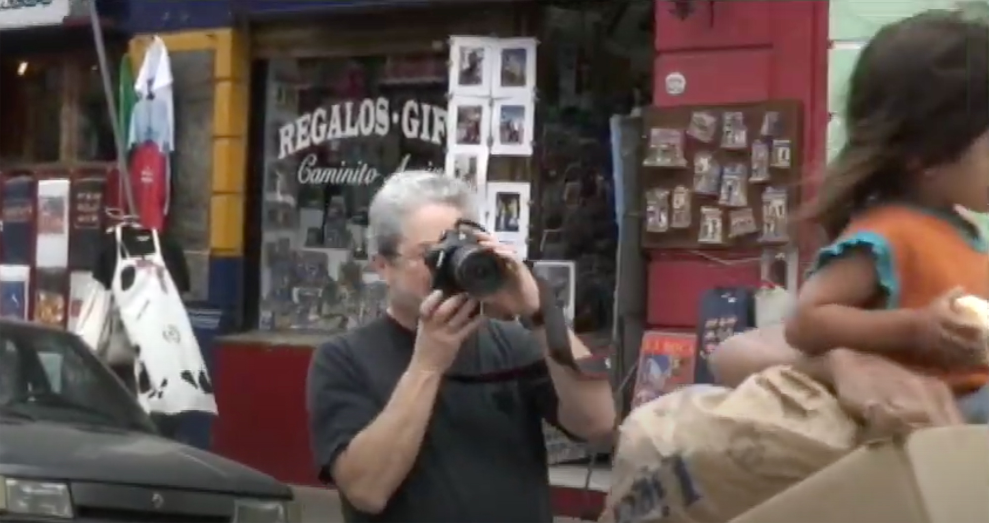 Street photography with Michael Reichmann