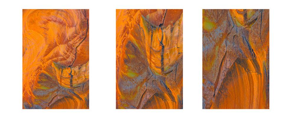 Figure 8 Triptych 1