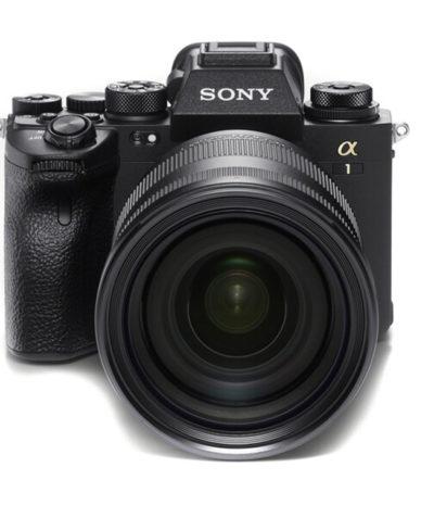 The Sony Alpha 1 (a1) Camera
