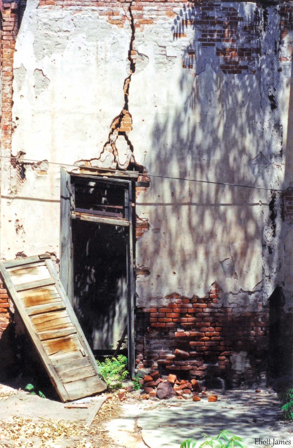 Forgotten Wall