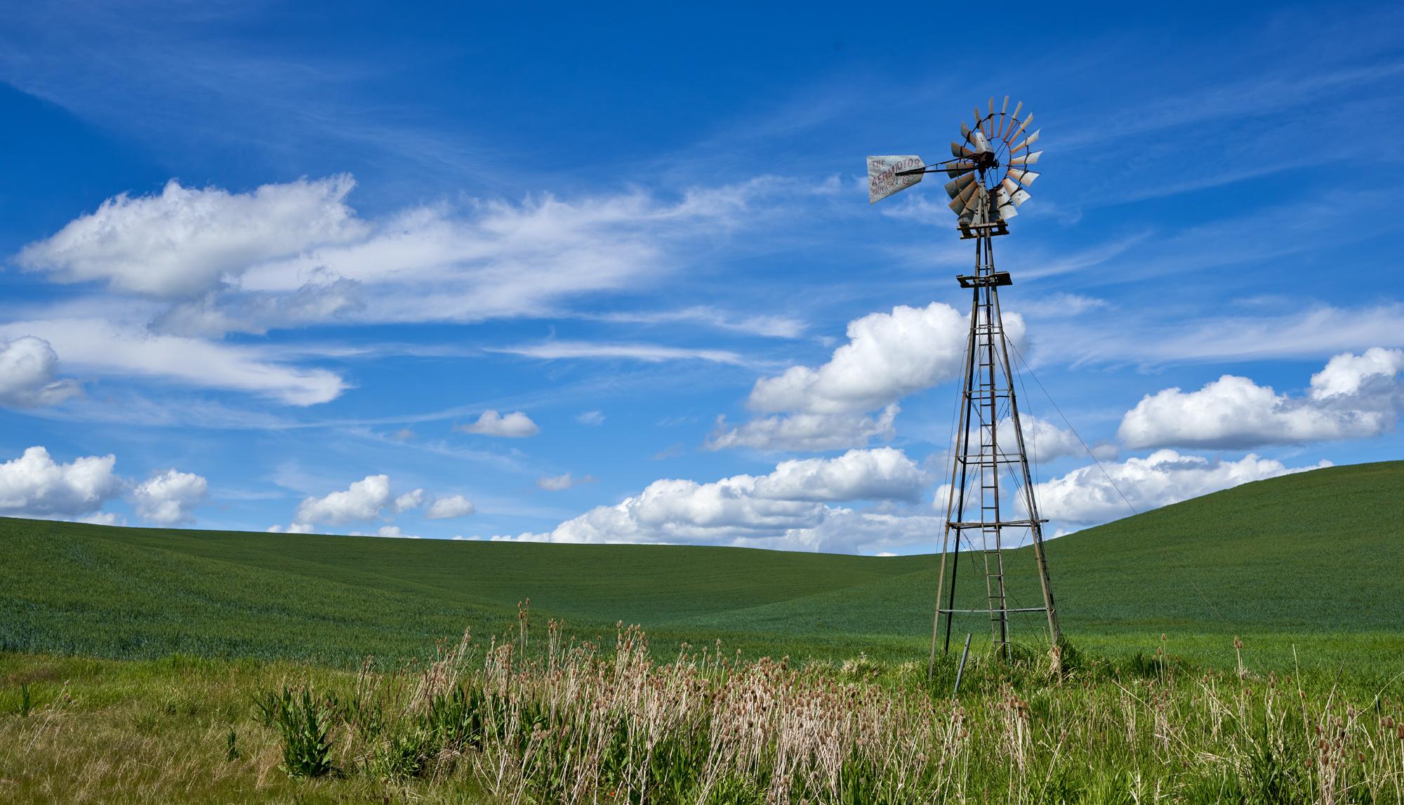 One of my favorite windmills