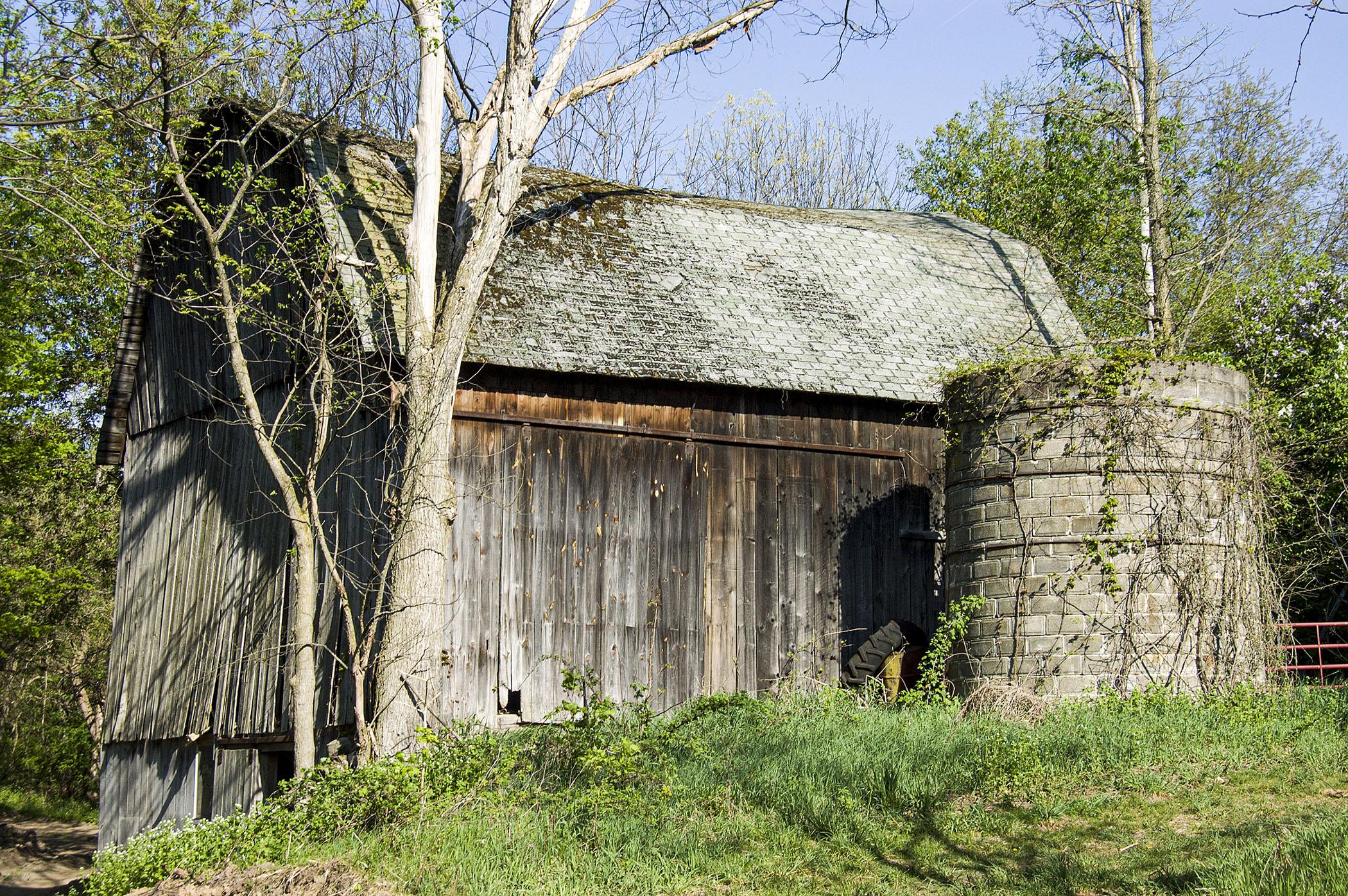 Michigan-Barn