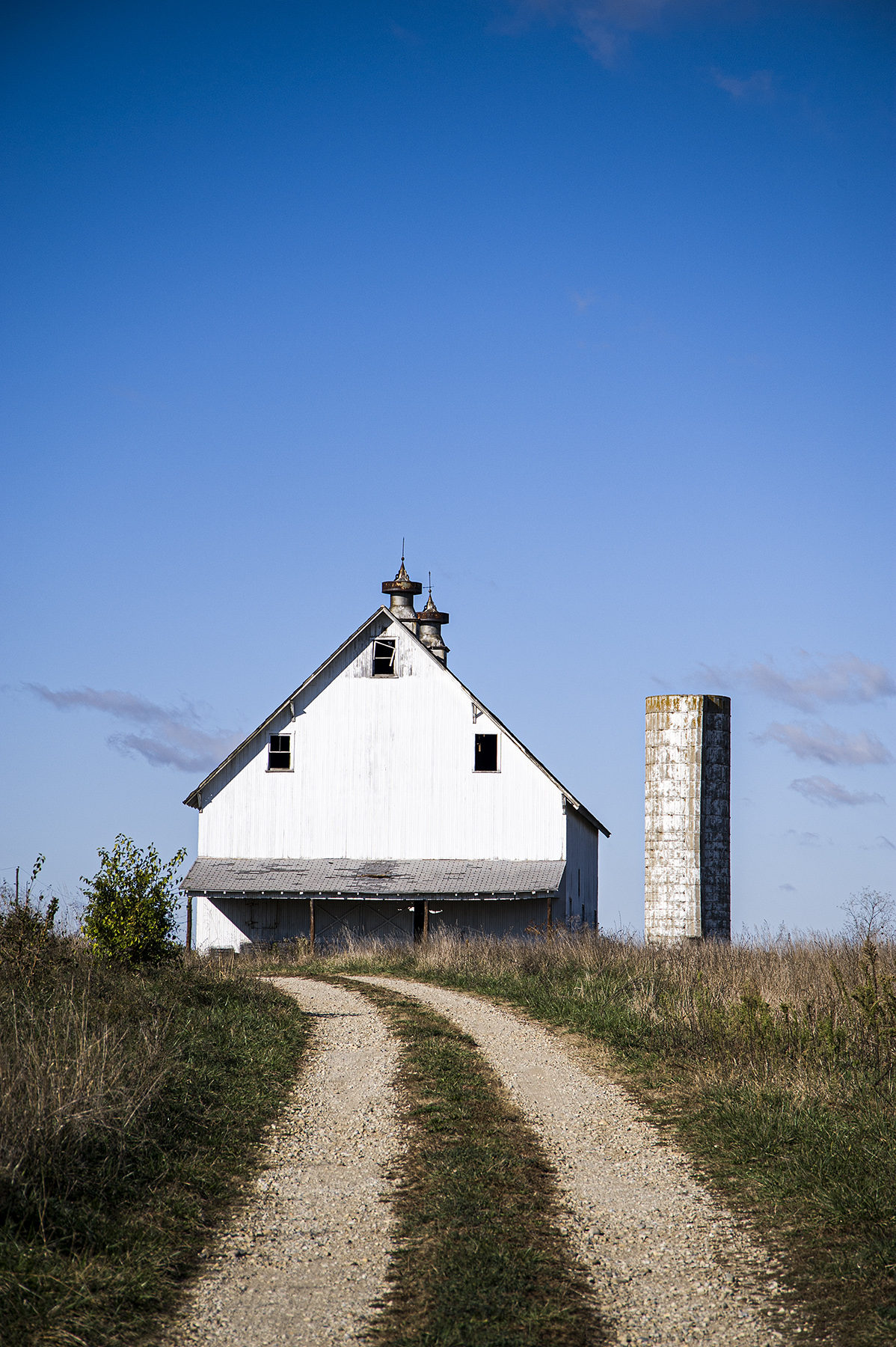 Barn-and-Silo