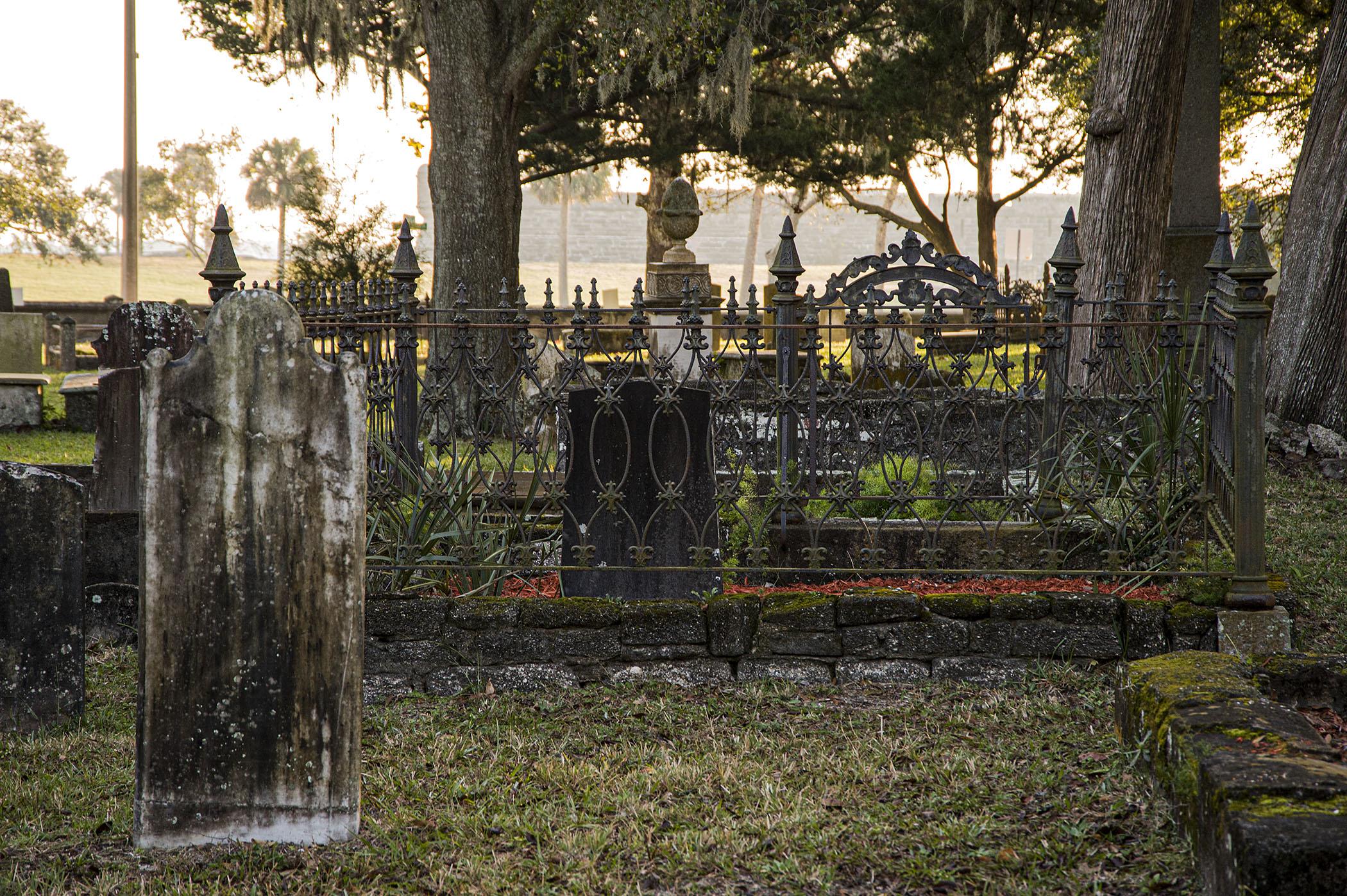 St-Augustine-Graveyard